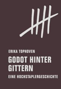 Godot hinter Gittern – Buchcover