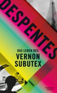Buchcover ›Das Leben des Vernon Subutex‹