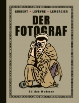 Das Buchcover von »Der Fotograf«